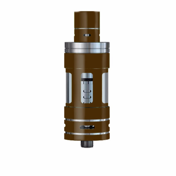 Solid Brown Smok TFV4 Tank Skin