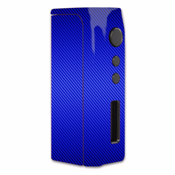 Blue Carbon Fiber Graphite Pioneer4You iPVD2 75W Skin