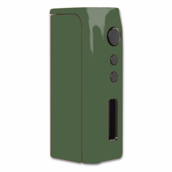 Solid Olive Green Pioneer4You iPVD2 75W Skin