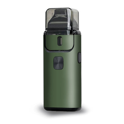 Solid Olive Green Aspire Breeze 2 Skin