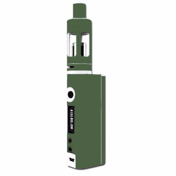Solid Olive Green Kangertech Subox mini Skin