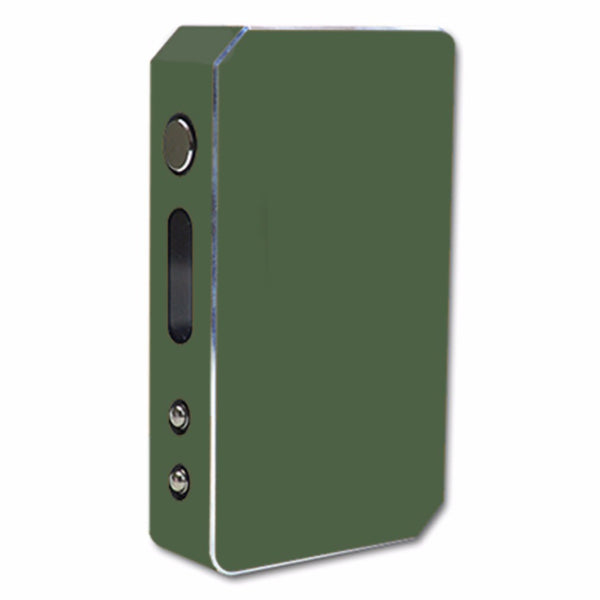 Solid Olive Green Pioneer4You ipv3 Li 165W Skin