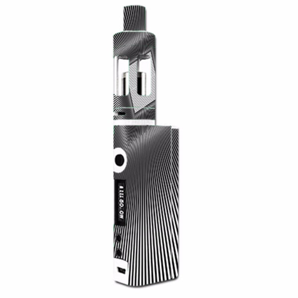 Abstract Lines And Square Kangertech Subox mini Skin