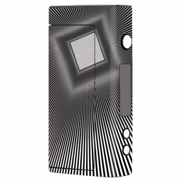 Abstract Lines And Square Sigelei Fuchai 200W Skin