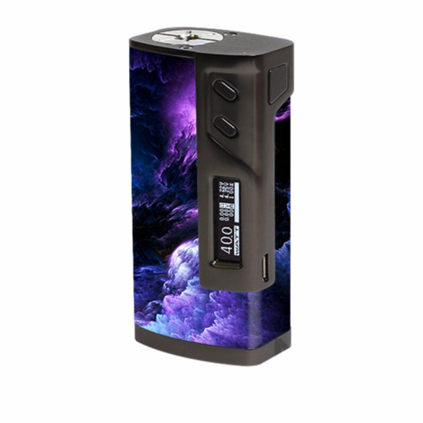 Purple Storm Clouds Sigelei 213W Skin