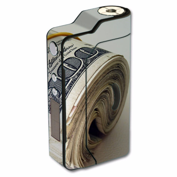 Money Roll, Dollar Dollar Bill Sigelei 150W TC Skin