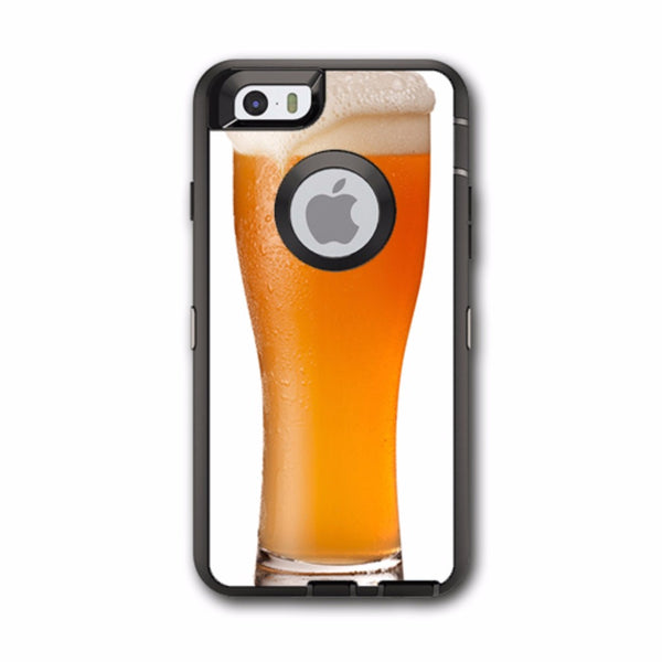 Pint Of Beer, Craft Beer Mug Otterbox Defender iPhone 6 Skin