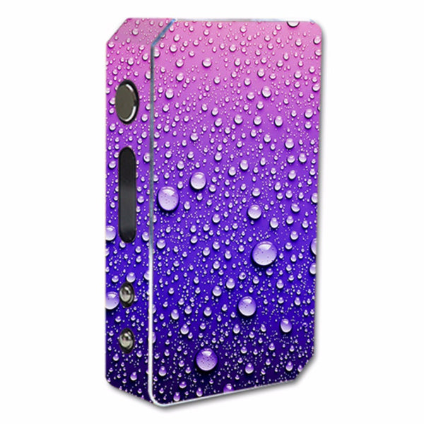 Waterdrops On Purple Pioneer4You ipv3 Li 165W Skin