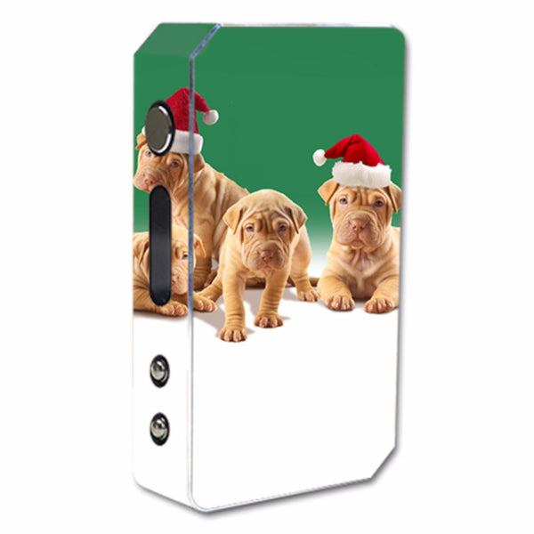 Shar-Pei Puppies In Santa Hats Pioneer4You ipv3 Li 165W Skin