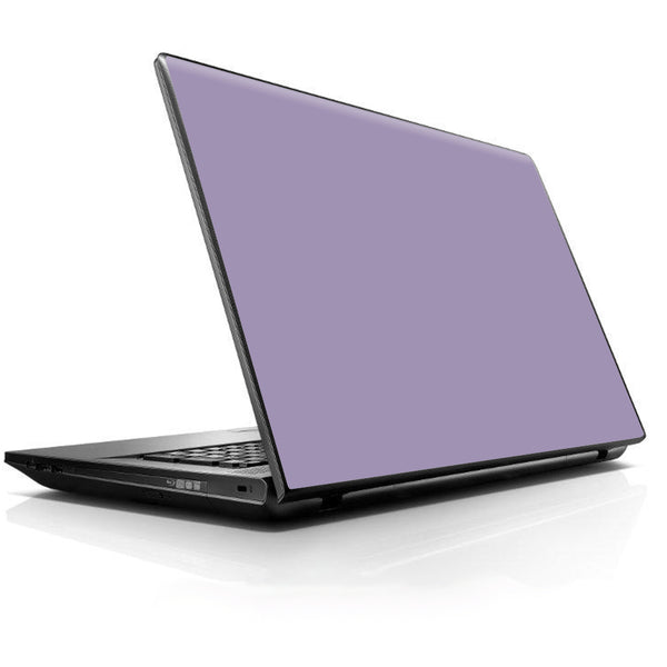 Solid Lavendar Universal 13 to 16 inch wide laptop Skin