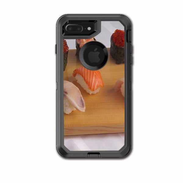 Sushi Rolls Otterbox Defender iPhone 7+ Plus or iPhone 8+ Plus Skin
