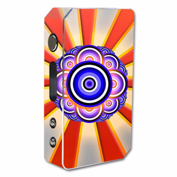 Mandala On Sun Pioneer4You ipv3 Li 165W Skin
