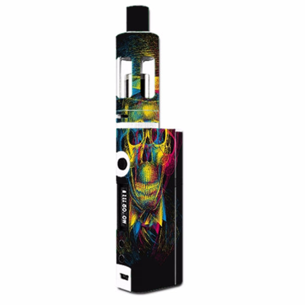 Skeleton In Derby Hat Kangertech Subox mini Skin