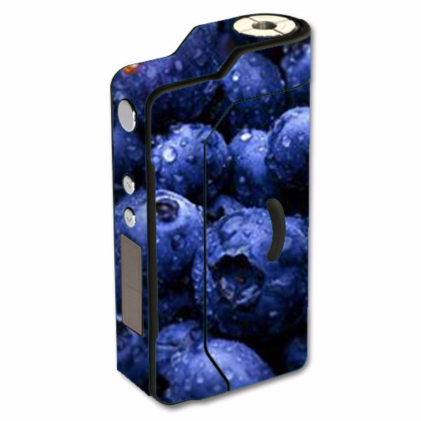 Blueberry, Blue Berries Sigelei 150W TC Skin