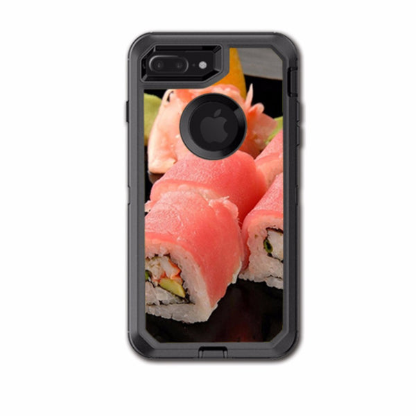 Japanese Sushi Otterbox Defender iPhone 7+ Plus or iPhone 8+ Plus Skin