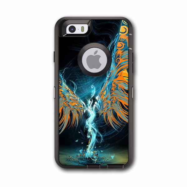 Lightning Wings Otterbox Defender iPhone 6 Skin