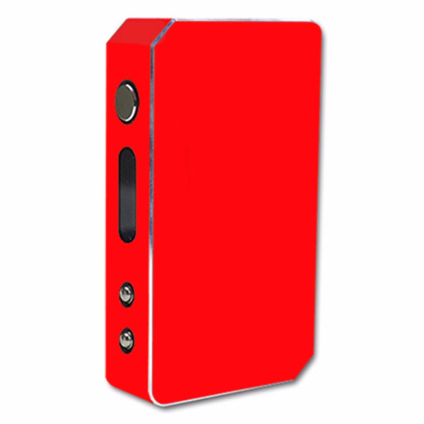 Solid Red Color Pioneer4You ipv3 Li 165W Skin