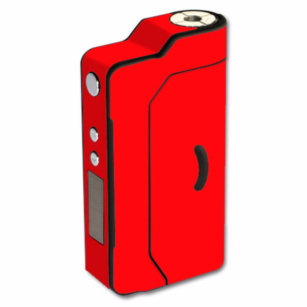 Solid Red Color Sigelei 150W TC Skin