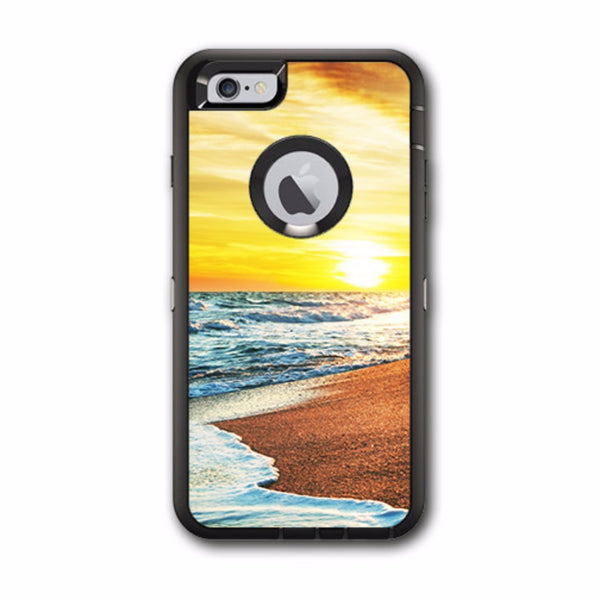 Ocean Sunset Otterbox Defender iPhone 6 PLUS Skin
