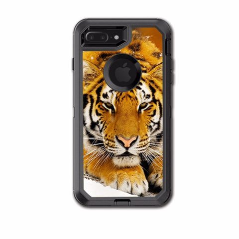 Siberian Tiger Otterbox Defender iPhone 7+ Plus or iPhone 8+ Plus Skin