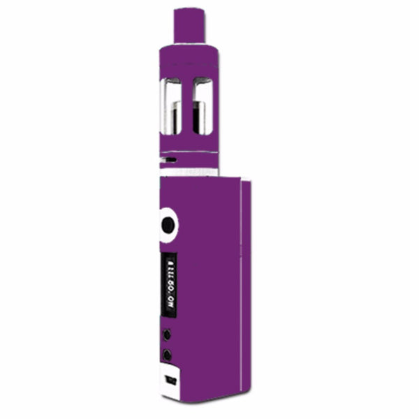 Purple Muted Kangertech Subox mini Skin