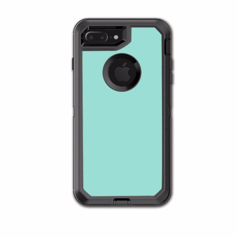Seafoam Green Otterbox Defender iPhone 7+ Plus or iPhone 8+ Plus Skin