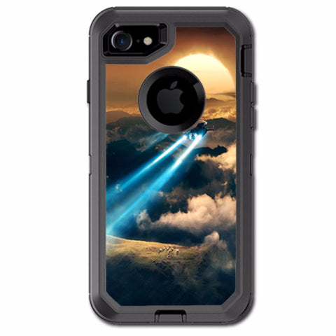 Speed Of Sound At Sunset Otterbox Defender iPhone 7 or iPhone 8 Skin
