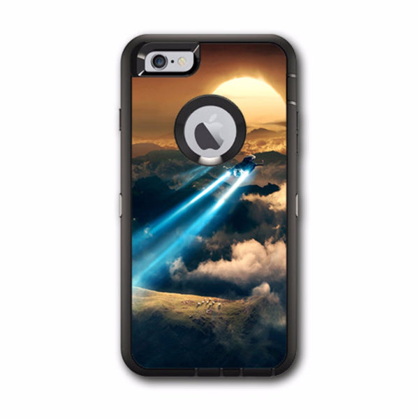 Speed Of Sound At Sunset Otterbox Defender iPhone 6 PLUS Skin