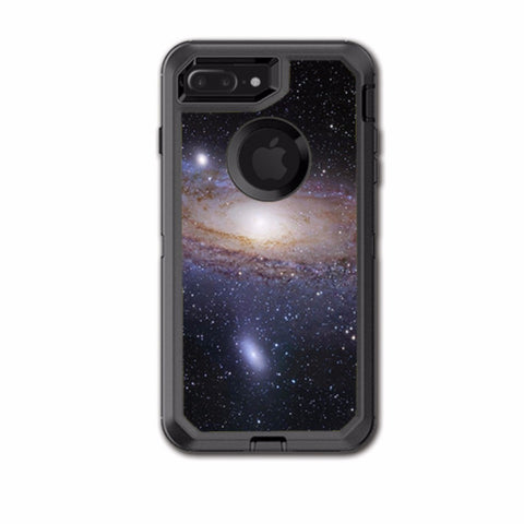 Solar System Milky Way Otterbox Defender iPhone 7+ Plus or iPhone 8+ Plus Skin