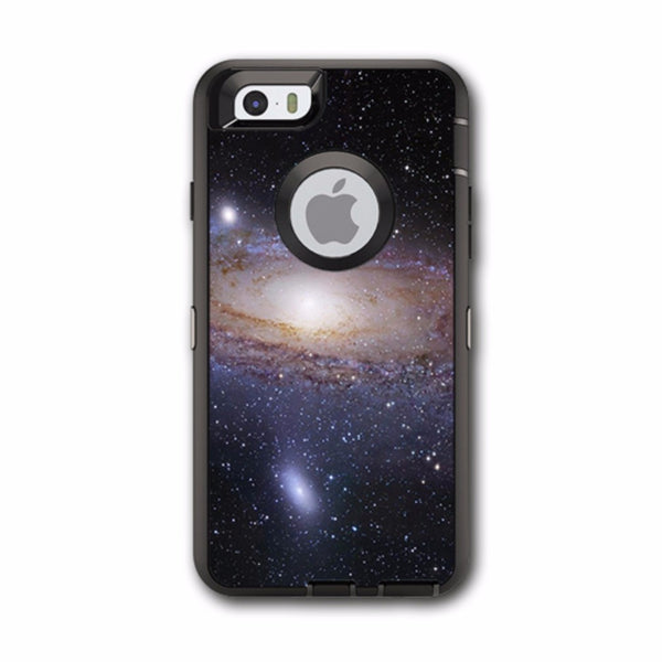 Solar System Milky Way Otterbox Defender iPhone 6 Skin
