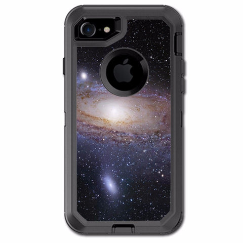 Solar System Milky Way Otterbox Defender iPhone 7 or iPhone 8 Skin