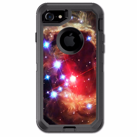 Space Nebula Otterbox Defender iPhone 7 or iPhone 8 Skin