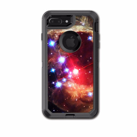 Space Nebula Otterbox Defender iPhone 7+ Plus or iPhone 8+ Plus Skin