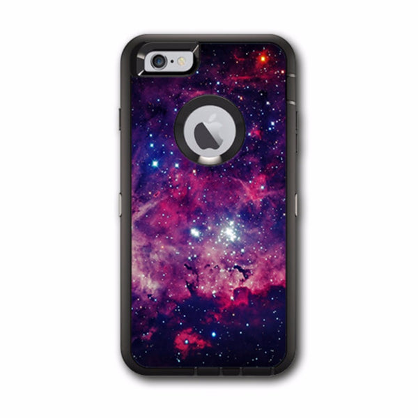 Space Clouds At Night Otterbox Defender iPhone 6 PLUS Skin