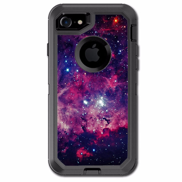 Space Clouds At Night Otterbox Defender iPhone 7 or iPhone 8 Skin