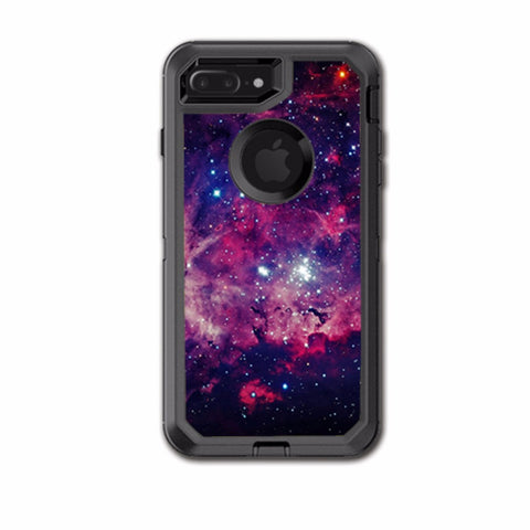 Space Clouds At Night Otterbox Defender iPhone 7+ Plus or iPhone 8+ Plus Skin