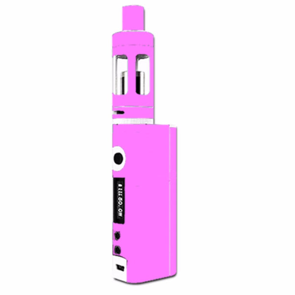 Solid Pink Color Kangertech Subox mini Skin