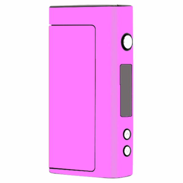 Solid Pink Color Sigelei Fuchai 200W Skin