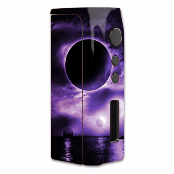 Eclipsed Moon Purple Sky Pioneer4You iPVD2 75W Skin
