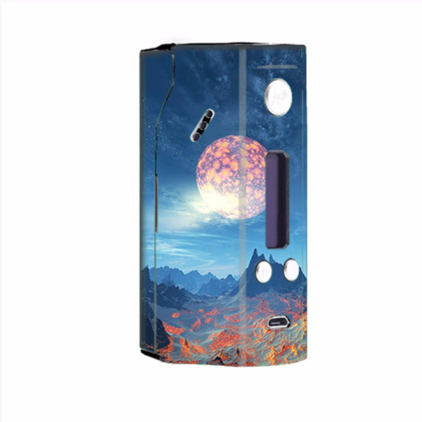 Moon Over Mountains Wismec Reuleaux RX200  Skin