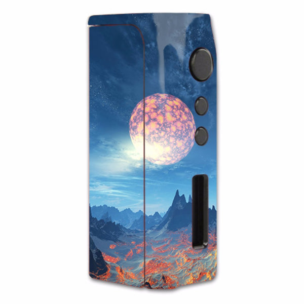 Moon Over Mountains Pioneer4You iPVD2 75W Skin