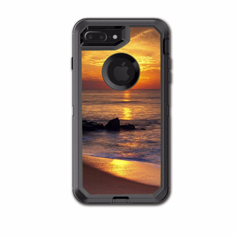 Sunrise On The Coast Otterbox Defender iPhone 7+ Plus or iPhone 8+ Plus Skin