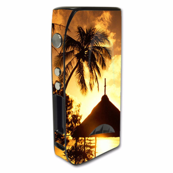 Tropical Sunrise Over Cabana Pioneer4You iPV5 200w Skin