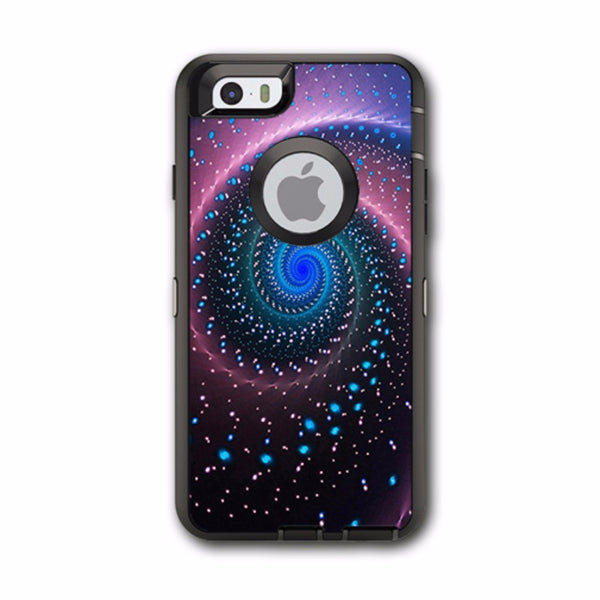 Vortex In Full Color Otterbox Defender iPhone 6 Skin