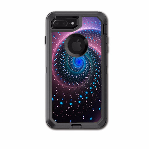 Vortex In Full Color Otterbox Defender iPhone 7+ Plus or iPhone 8+ Plus Skin