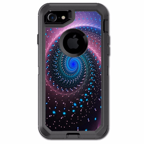 Vortex In Full Color Otterbox Defender iPhone 7 or iPhone 8 Skin