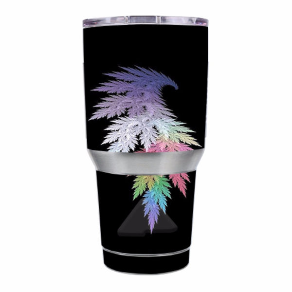 ba75a49254a Leaves In Muted Color Ozark Trail 30oz Tumbler Skin