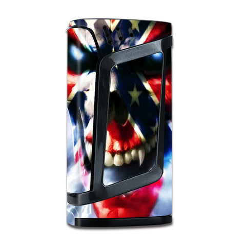 Southern Skull Flag The South Smok Alien 220W Skin