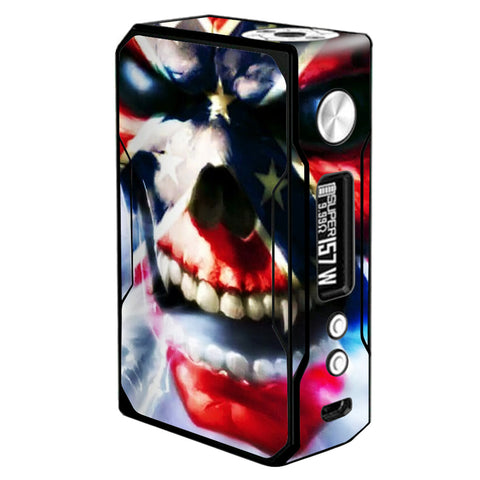 Southern Skull Flag The South Voopoo Drag 157w Skin