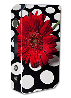 Red Flower On Polka Dots Pioneer4You ipv3 Li 165W Skin